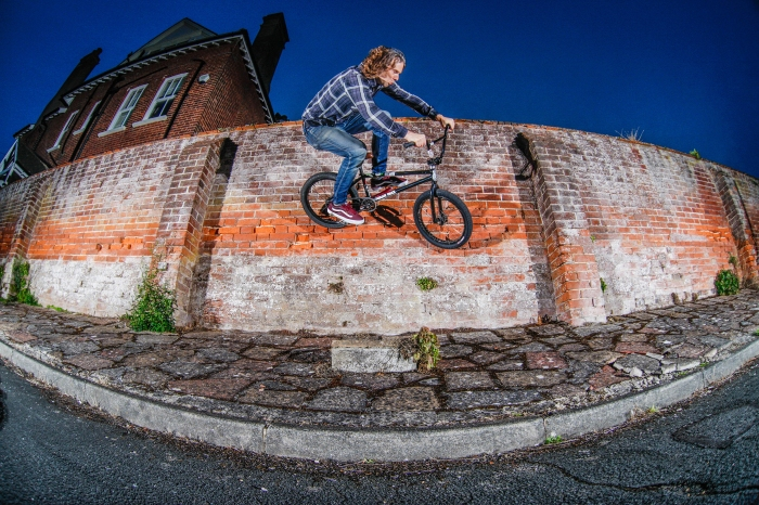 dan price wall ride